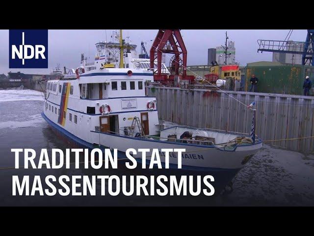 Tourismus im Wattenmeer: Die Halligschipper | die nordstory | NDR Doku