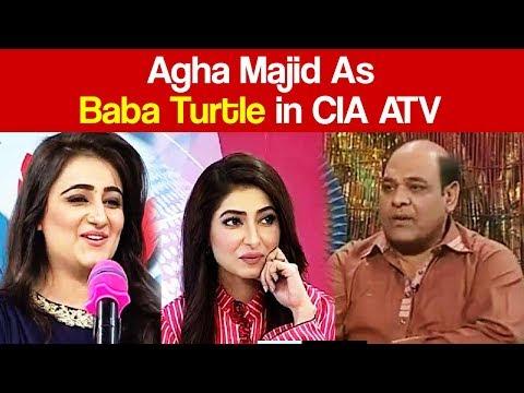 CIA - Agha Majid As Baba Turtle | 23 July 2017
