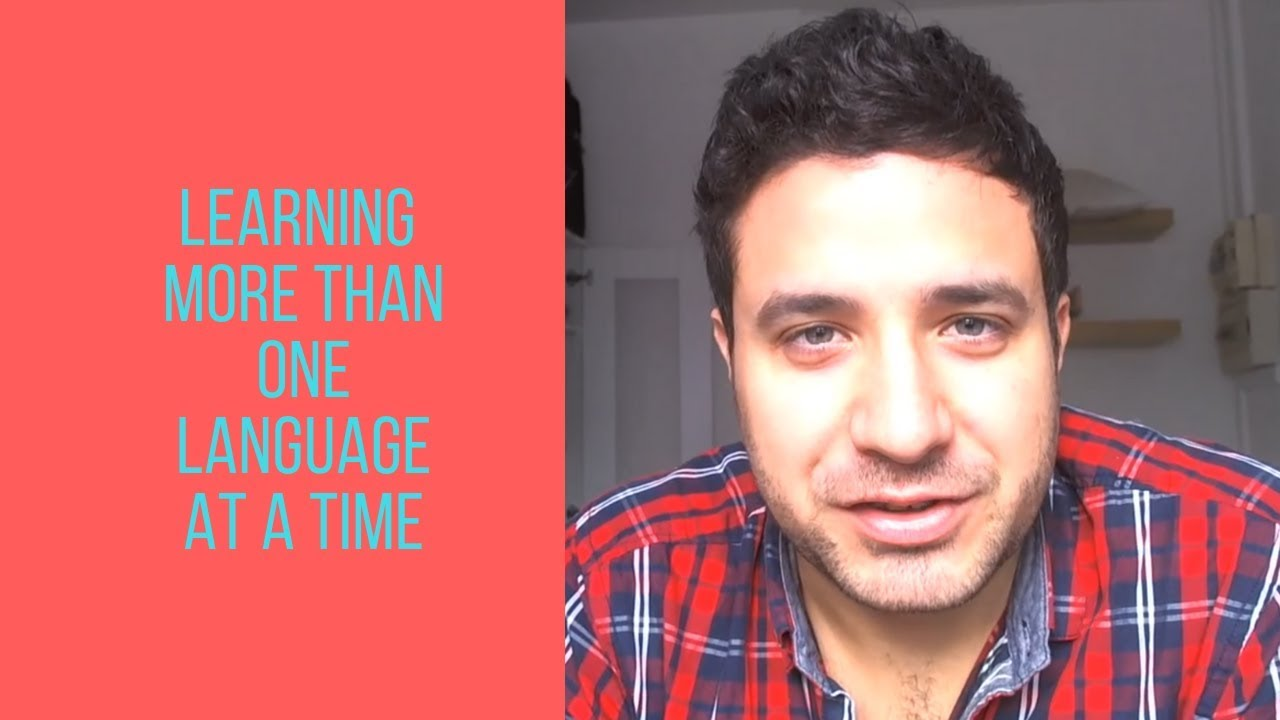 Learning more than one language at the same time - Luca Lampariello