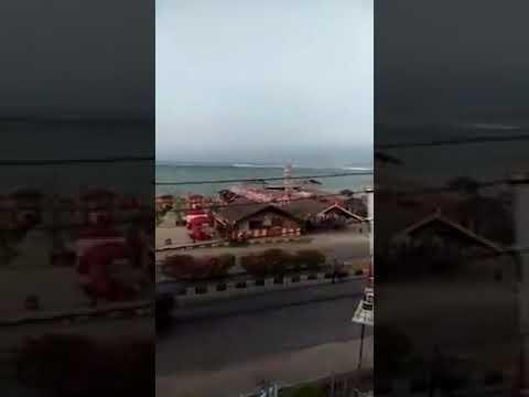 Tsunami At Sulawesi, Indonesia.. 2018...((LIVE))