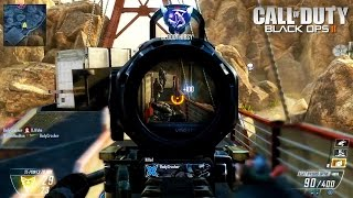 Call Of Duty: Black Ops 2: Try-Harding W/ The Crew - BO2 Cod Sniping and Shotgunning!