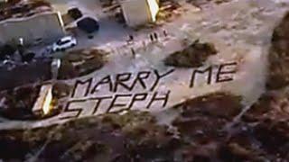 MALTA PLANE PROPOSAL - SHE SAID YES