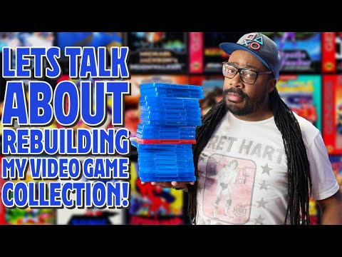 Download Let talk rebuilding video game collecting in 2021 The Wright Way