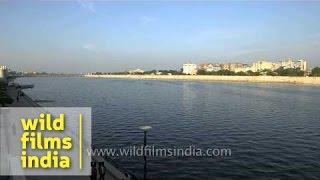 Sabarmati Riverfront : Ahmedabad, Gujarat