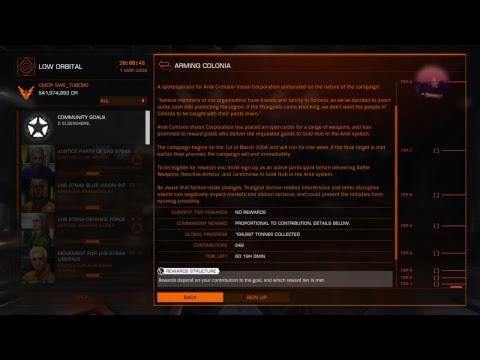 Elite Dangerous PS4 mat trade & tech brokers