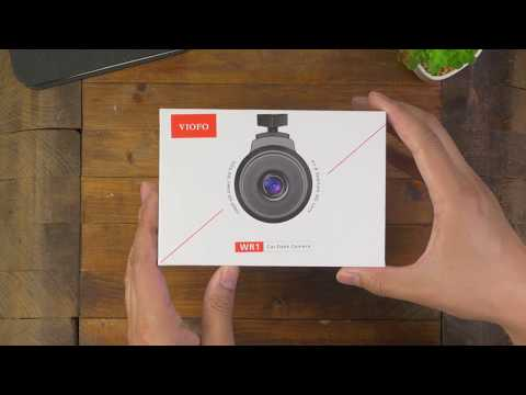 Viofo WR1 Unboxing