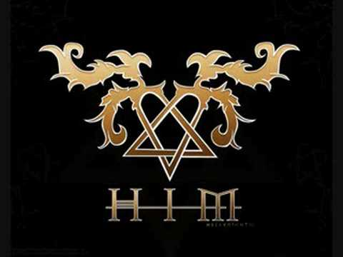 HIM- Right here in my arms (with lyrics)
