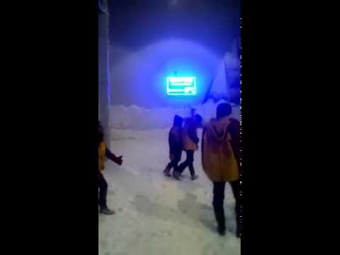 Snow City Bangalore - 45 minutes of fun in a Snow Hall