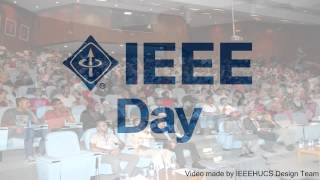 IEEE Day 2014  Hashemite University Student Branch