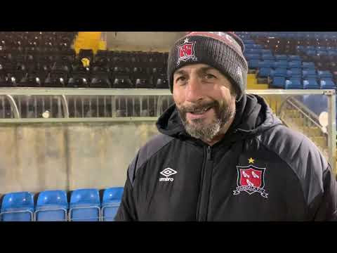 Reaction | Filippo Giovagnoli | Athlone Town 0-11 Dundalk FC