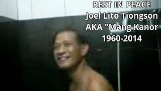 Gambar cover Mang Kanor 'Joel Lito Tiongson|Nicanor' was Dead (Rest in Peace)