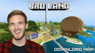 Bro Land (PewDiePie's World) [Download] MCPE
