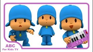 Talking Pocoyo Free Best Fun Apps For Kids l ABC For Kids TV