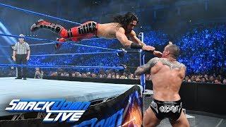 Finn Bálor vs. Ali vs. Randy Orton vs. Andrade: SmackDown LIVE, May 14, 2019