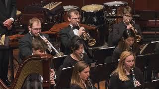 umich symphony band aaron copland emblems 1964