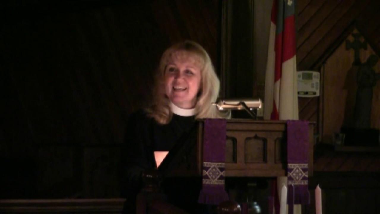 Blue Christmas Prayer Service  12-11-18