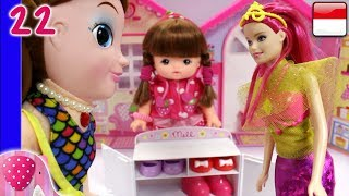 Mainan Boneka Eps 22 Dijemput Putri Duyung - GoDuplo TV