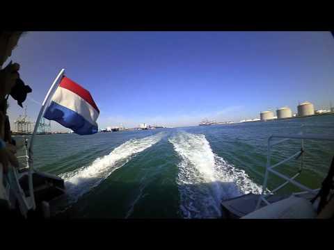 fast ferry (RET) Hoek v Holland Maasvlakte