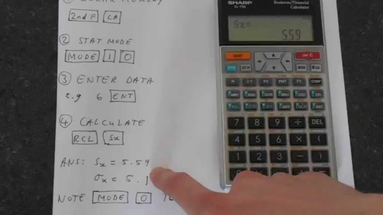 sharp financial calculator el 738f manual