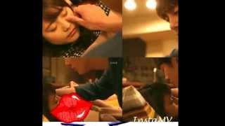 mizobata junpei kissing scenes in shitsuren chocolatier