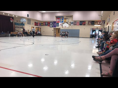 Sonoma Ranch Elementary School Basketball Game: January 12th, 2018