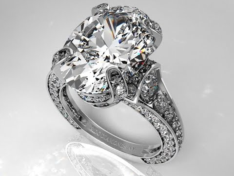 Oval Engagement Rings | Lorraine Schwartz Oval Engagement Rings