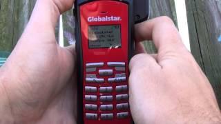 Make a Call on a Globalstar GSP-1700 Satellite Phone