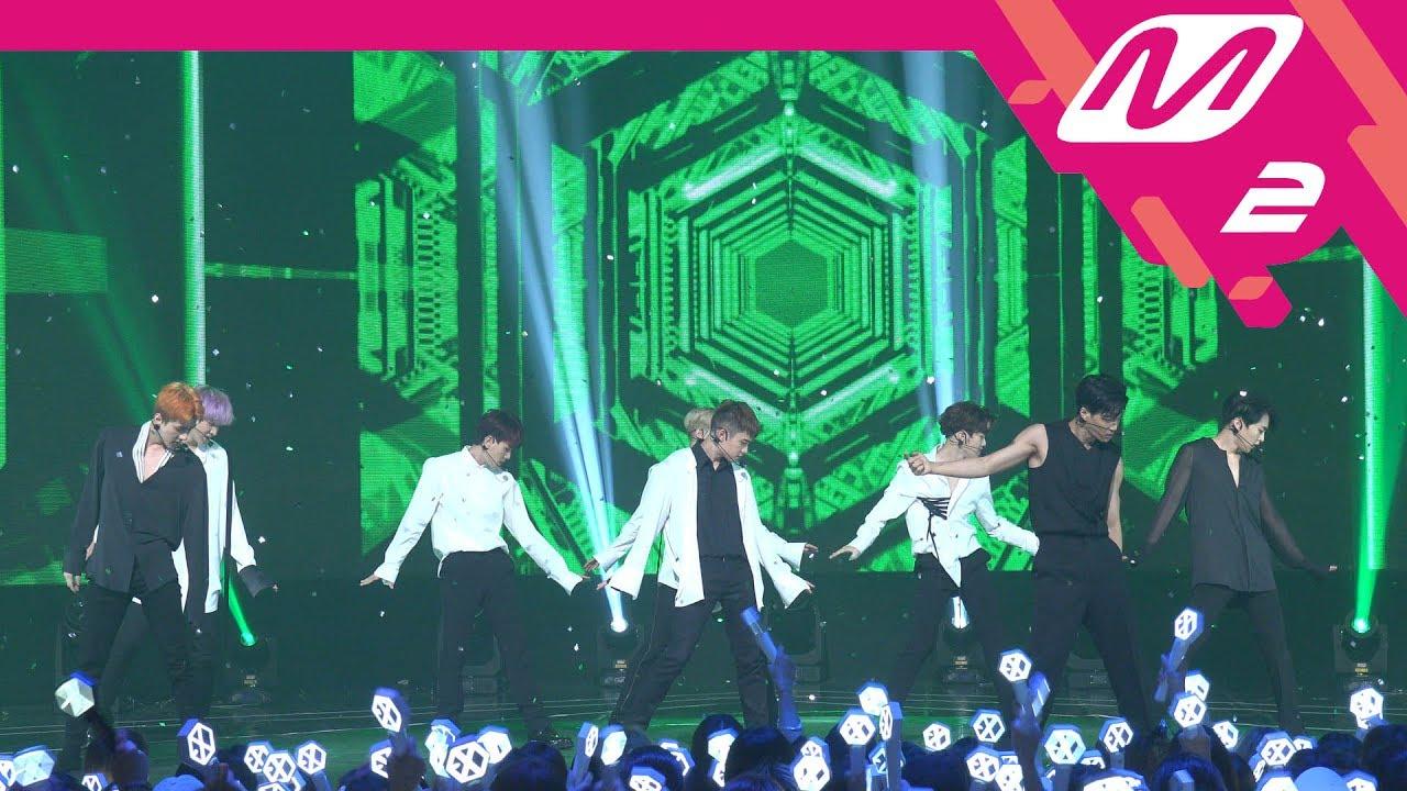 [MPD Fancam 4K] The Eve EXO Fancam @ M Countdown _170719