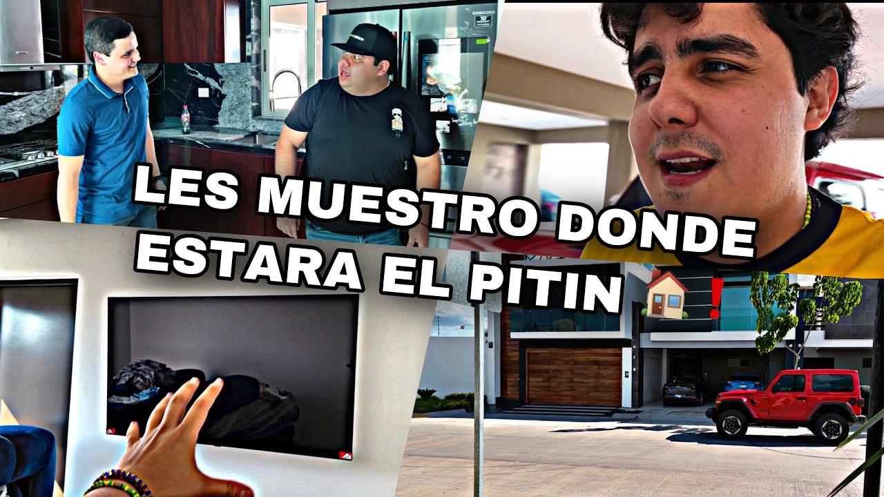LES MUESTRO AMI HERMANO Y AL GORDO ARCE DONDE VA ESTAR EL PITIN TOYS | Markitos TOYS