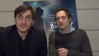 Lo chiamavano Jeeg Robot: Luca Marinelli e Claudio Santamaria i nuovi supereroi