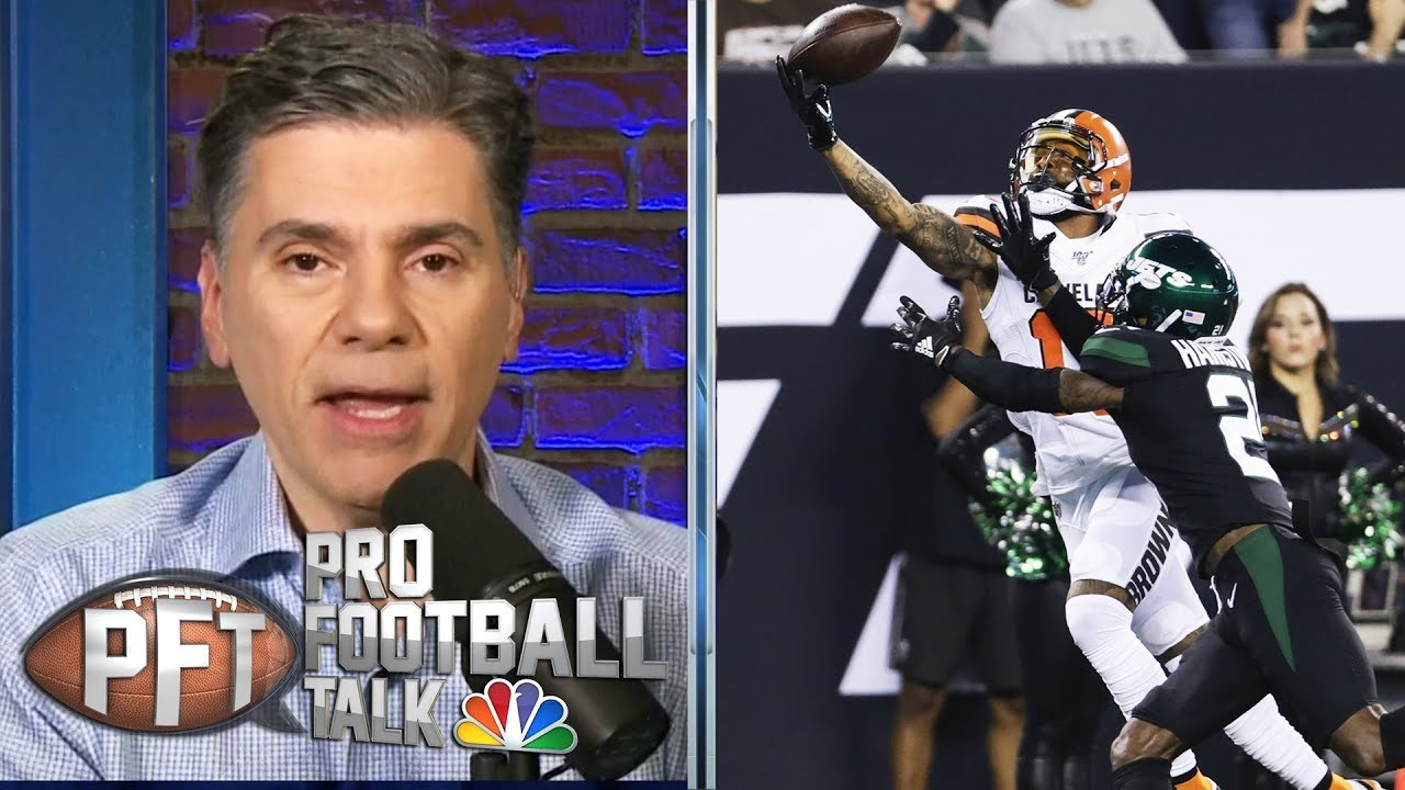 Will Odell Beckham Jr. Leave Cleveland? Browns and Minnesota ...