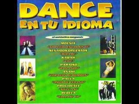 DANCE EN TU IDIOMA