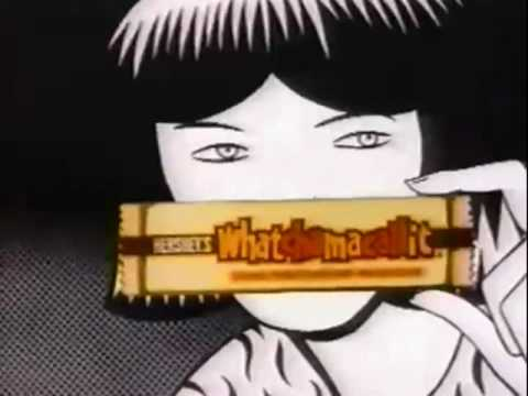 Whatchamacallit Commercial 1987 GOOD AUDIO & VIDEO