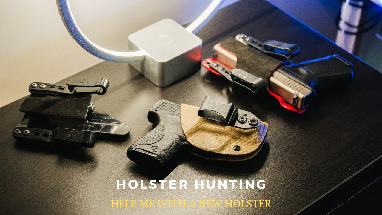 I Need A Holster + Giveaway