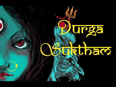 """""""Durga Suktham"""" - Sacred Chants - Durga Suktam - Peaceful Durga Mantra"""