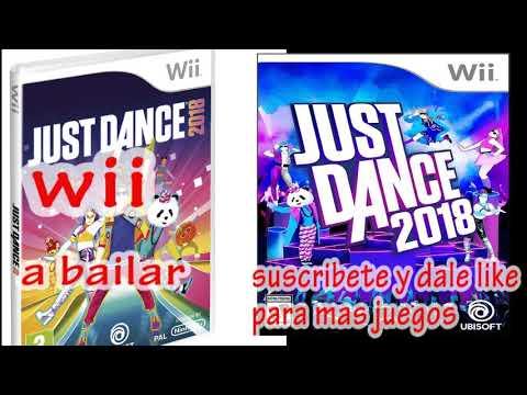 Descargar Just Dance 2018 Para Wii Juegos Sin Fronteras Youtube