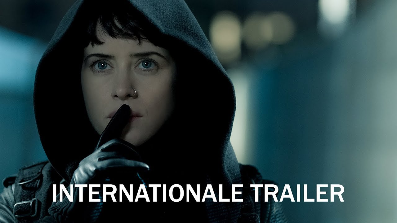 The Girl In The Spider's Web | Internationale trailer - UPInl