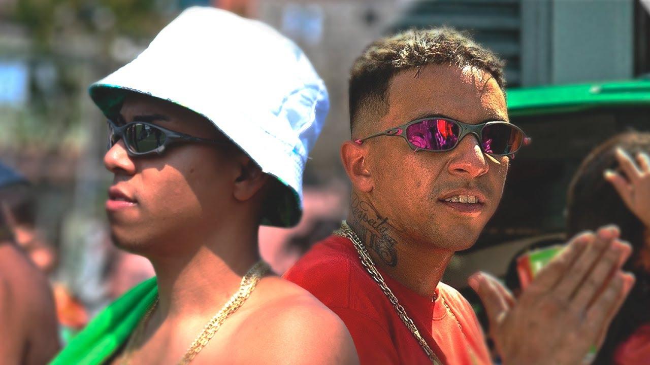 Mc Lipi e Mc Digo STC - Olha Esses Robo - Despertador da Favela (DJ Guh Mix e DJ Biel Bolado)