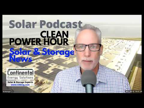 WRO on Solar Silicon | Restrictions on Chinese Tech |  Clean Power Hour E58