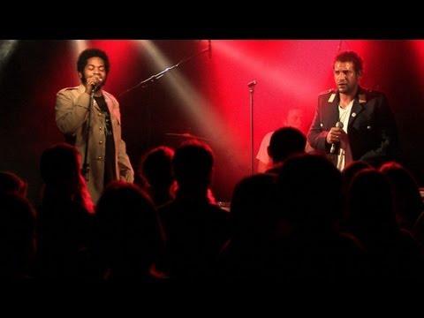 Mike Ladd and The Infesticons - Live au Tribu Festival de Dijon