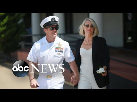 Navy SEAL found not guilty on charges of killing ISIS prisoner in Iraq