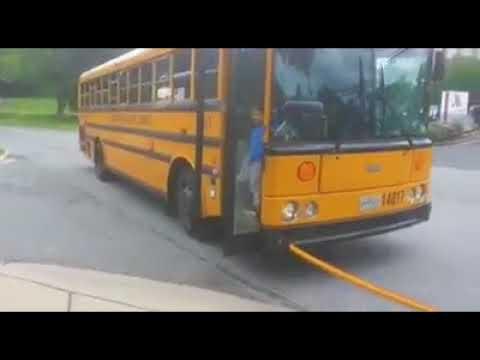 School Bus Security In Canada