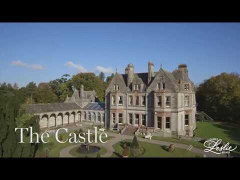 Castle Leslie Estate Video