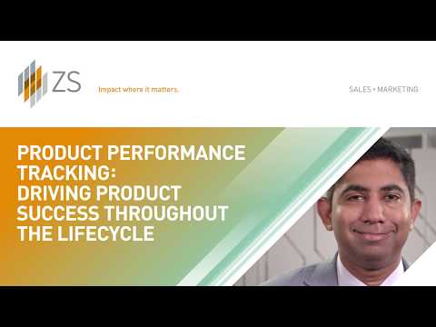 Product Performance Tracking: Driving Product Success Throughout the Lifecycle