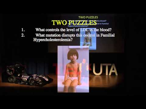 How to win a Nobel Prize -- 9 simple steps | Dr. Michael Brown | TEDxUTA