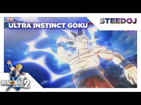 Ultra Instinct Goku Is An ABSOLUTE MONSTER! How Can He Be This Good?!   Dragon Ball Xenoverse 2