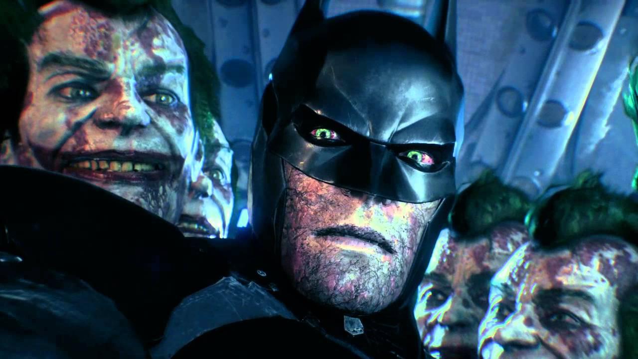 TGD Batman Arkham Knight PS4 - Batman Dreht Fett duch dank Joker