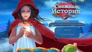 The Snow -  Снежная История  на Android ( Review)
