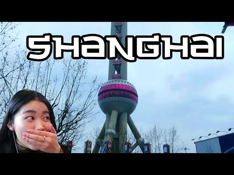 A Rainy Day In Shanghai! // ASIA VLOG 012