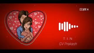 Best love bgm ringtone & whatsapp status - Trisha illana nayanthara